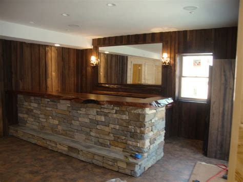 Bar Counter Tops by Custom Bars Live Edge Wood Slabs Littlebranchfarm