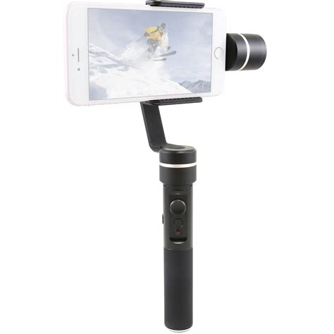 Item Feiyu Spg Handled Stabilizer For Smartphones Actioncam feiyu spg live 3 axis smartphone gimbal with vertical mode
