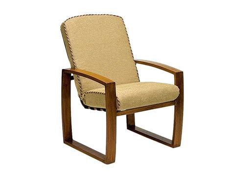Woodard Clermont Dining Chair Replacement Cushions   9A0401CH