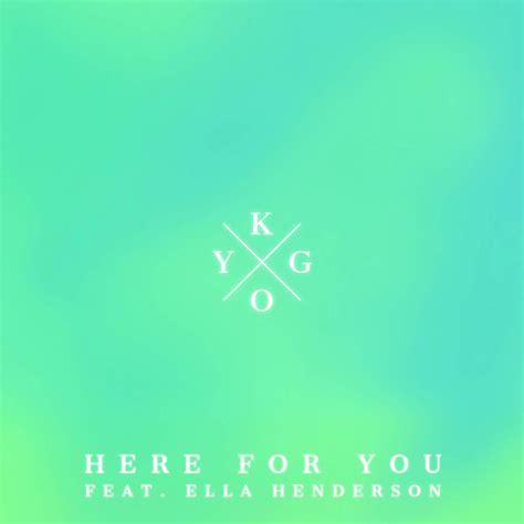 coldplay kygo kygo here for you lyrics genius lyrics