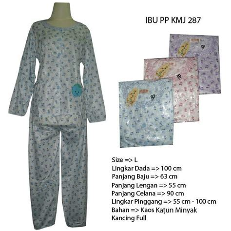 Baju Wanita Murah 287 baju tidur kemeja motif bunga bintik 287 hanya rp 41 000 00