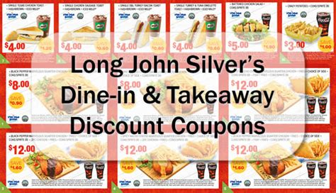 Long John Silvers Gift Card - long john silver s dine in takeaway discount coupons 19 dec 2015 14 feb 2016