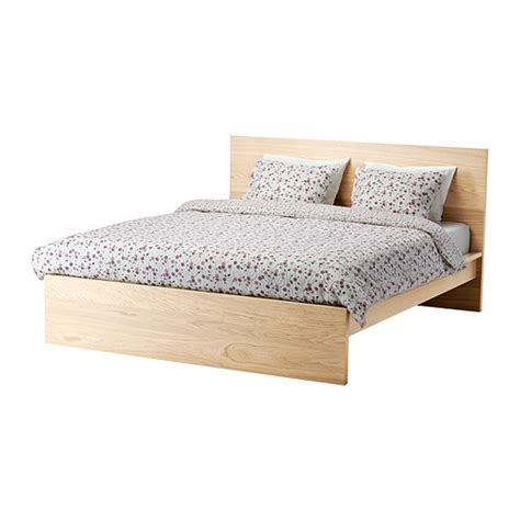 high queen bed frame malm bed frame high queen l 246 nset ikea
