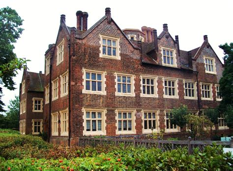 Manor House by The Brimstone Butterfly Eastbury Manor House Part One