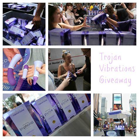 Vibrator Giveaway - giveaway trojan vibrations vibrator the limerick lane