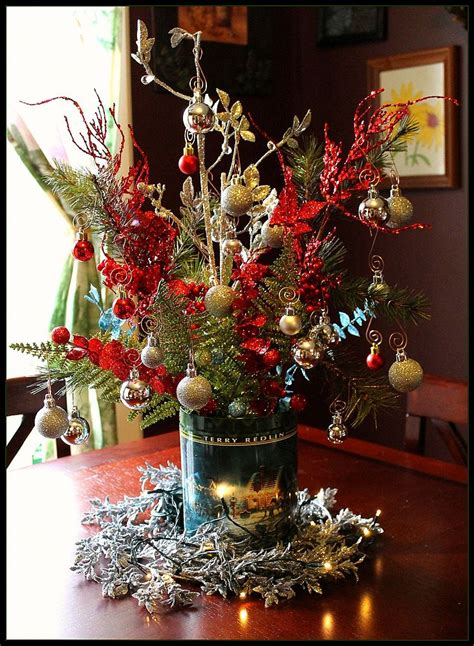 hometalk boy scout tin can table center piece
