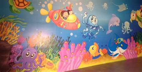 Childrens Wall Mural childrens wall murals 2017 grasscloth wallpaper