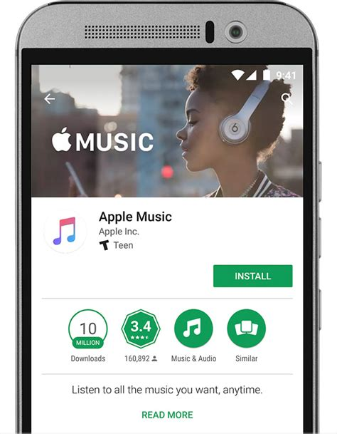 can you get itunes on android join apple on your android phone apple support