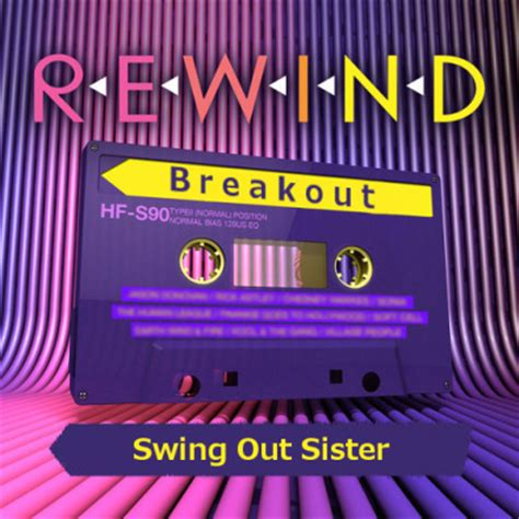 swing out sister breakout album breakout by swing out sister this is my jam