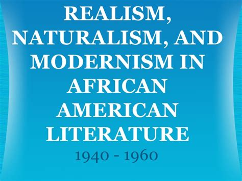 Modernism In Literature Essay by Essays On Modernism In American Literature