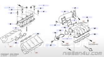 2000 Nissan Maxima Intake Manifold Pulling The Intake Manifold Isn T That Maxima Forums