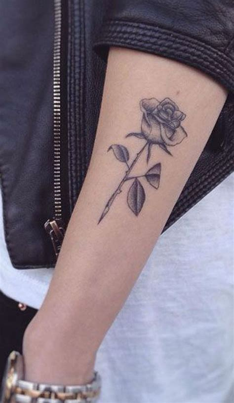 small roses tattoo 128 best flower tattoos for images on