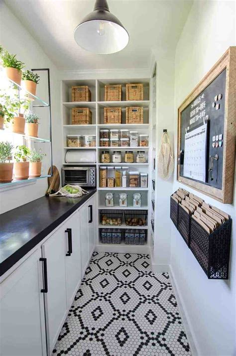 diy pantry makeovers  organizing tips  storage