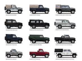 the land rover defender cab up 27 models from
