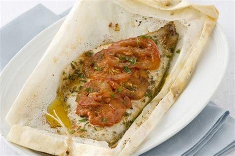 cucinare veloce e leggero orata al cartoccio la ricetta secondo piatto leggero