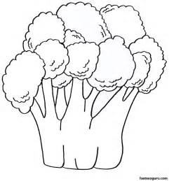 printable vegetable clipart