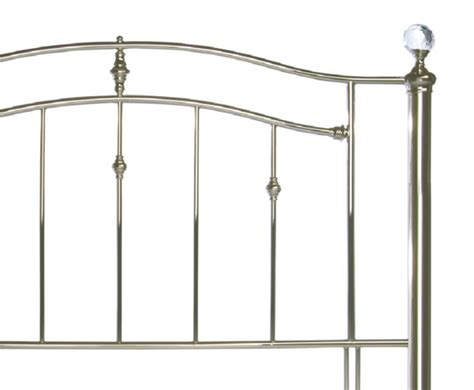 Chrome Headboard by Petunia Chrome Metal Headboard