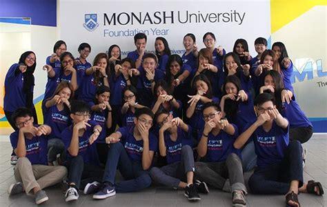 Monash Mba Scholarship by Monash Malaysia Scholarships For Undergraduate