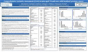 geriatric assessment report template for geriatric