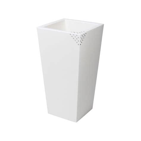 vaso plastica vaso in plastica grande con finitura opaca eros nicoli