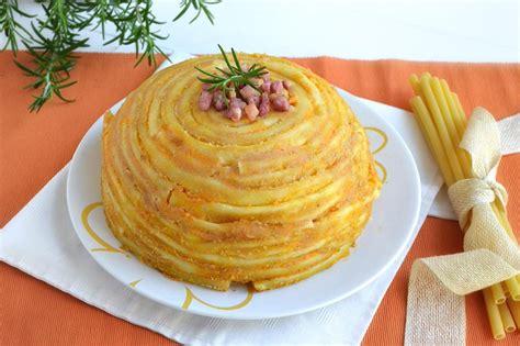 ricette cucina zucca 187 zuccotto di ziti alla zucca ricetta zuccotto di ziti