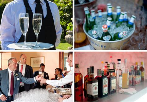 Drink aperitivo and evening open bar at Lake Como wedding