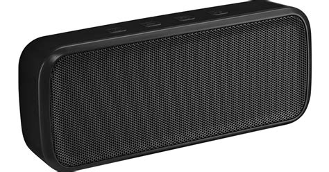 best buy insignia portable shredder only 7 99 shipped insignia portable wireless bluetooth speaker only 9 99