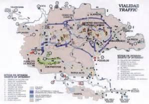 Guanajuato Mexico Map by Guanajuato Mexico Tourist Map Guanajuato Mexico Mappery
