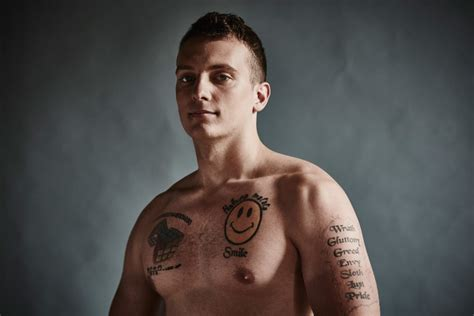 can i join the army with tattoos fighters ink real soldiers and their tattoos the locker