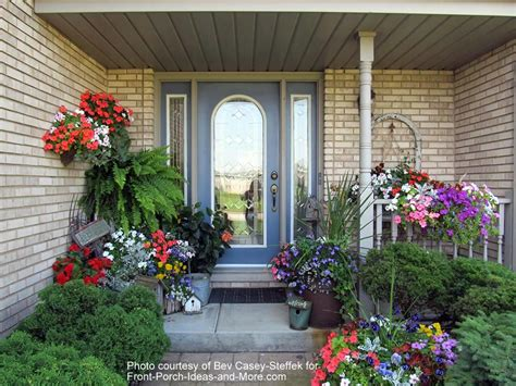 decorate front porch decorating with flowers front porch decorating porch