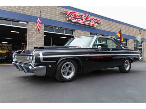 1964 dodge for sale 1964 dodge polara for sale classiccars cc 892293