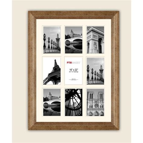Display To Hold Multiply Matted Pieces - imagine letters 5 opening 4 in x 6 in white matted black