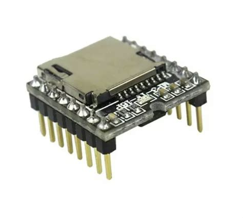 Micro Sd Bitcom Jember mini mp3 player module mp3 tf 16p arduino memory card slot jual arduino jual arduino jogja