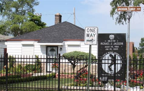 michael jackson s gary indiana home the michael jackson