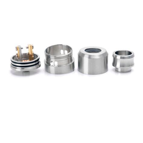 Rogue Usa Mech Mod 1 rogue usa style 18650 silver mechanical mod kit w