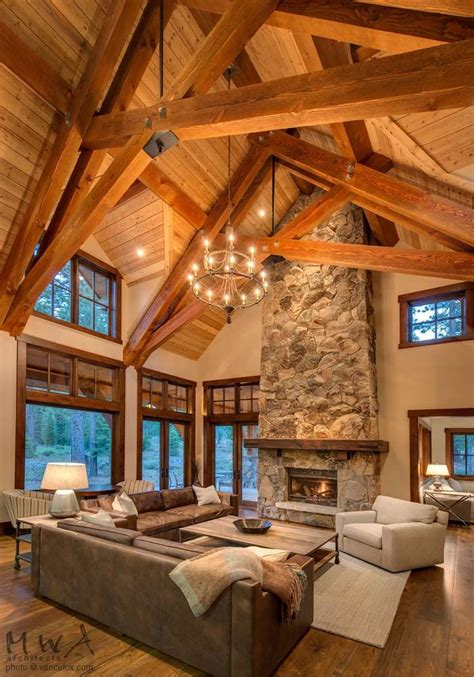House Plans With Vaulted Ceilings 98 Best Images About Timber Trusses On Pinterest