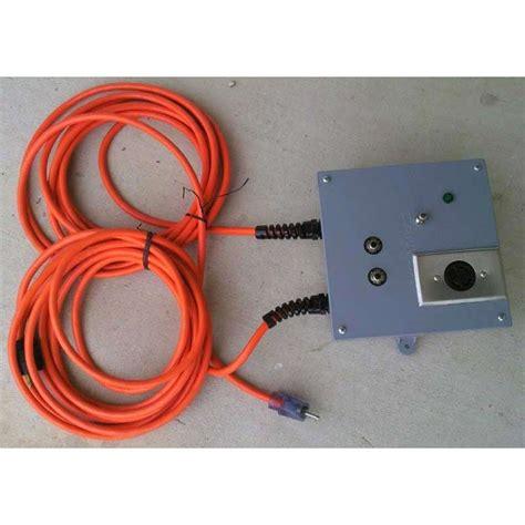 power joiner step up inverter takes dual 20 115 volt