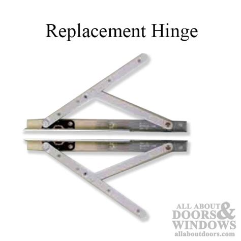 awning window hinge bilt best casement window hinge metal clip black shoe