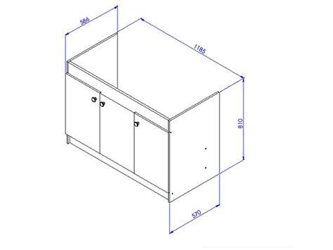 dimension meuble de cuisine dimension de meuble de cuisine id 233 es de d 233 coration