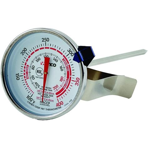 Fry Thermometer type with stem fry thermometer 2 quot lionsdeal