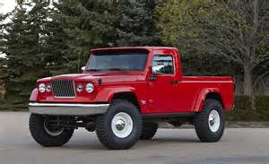 Jeep Or Truck Jeep Wrangler Hinted At By Exec 187 Autoguide News