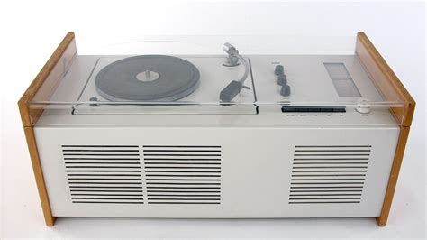 dieter rams house braun sk4 turntable well designed objects