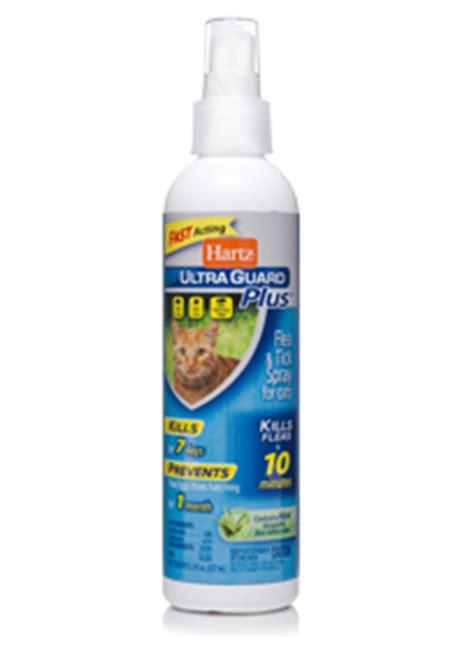 Dijamin Hartz Ultra Guard Flea Tick Spray For Cats 237 Ml 910280 hartz 174 ultraguard plus 174 flea tick spray for cats hartz