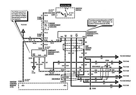 95 mustang charging wiring diagram get free image about wiring diagram