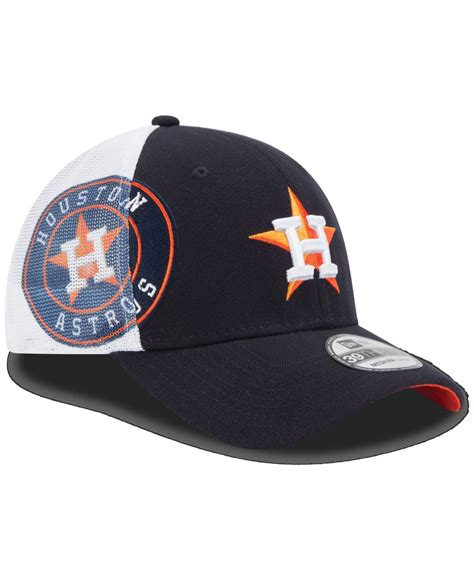 Blus Cap Garutan 2 lyst ktz houston astros mesh 39thirty cap in blue for