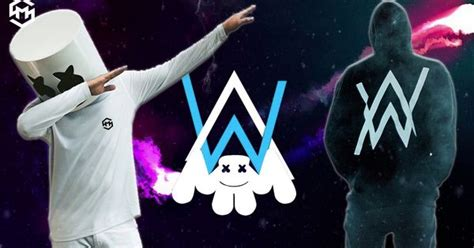alan walker x marshmello alan walker and marshmello mix top melhores m 250 sica