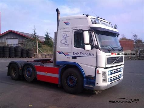 2006 volvo truck tractor volvo fm fm 440 2006 standard tractor trailer unit photos