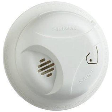 covert wired color smoke detector camera