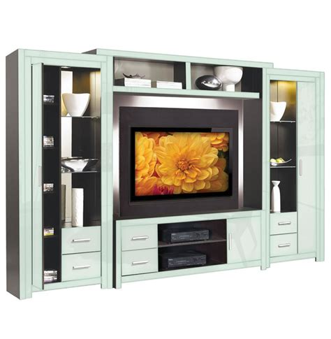 entertainment center with lights chrystie entertainment center interior lights glass