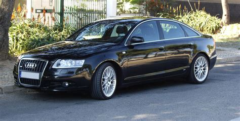 2008 Audi A6 2008 audi a6 information and photos momentcar